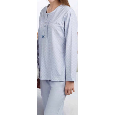 Pijama Señora Rombos